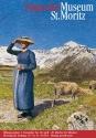 Werbeplakat Segantini Museum St. Moritz